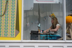 Clerkenwell Design week 2012