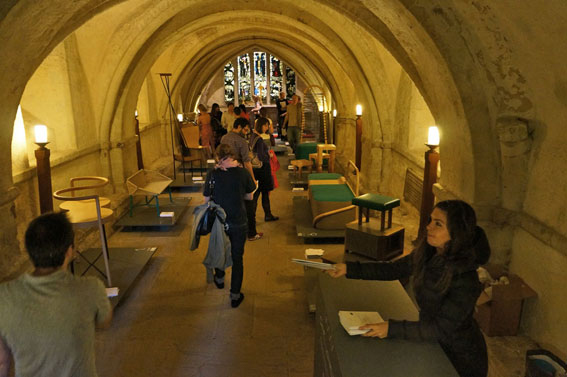 Clerkenwell Design week 2012, London