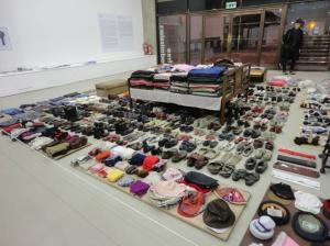 Barbican exhibition Waste Not