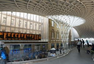 kings-cross station
