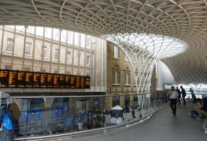 kings-cross station