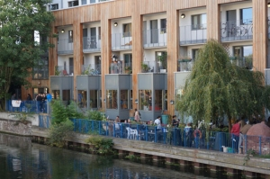 Timber Wharf housing