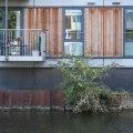Social-housing Regents Canal London