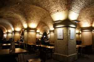 Cafe in the crypt St Martin-in-the-Fields Church