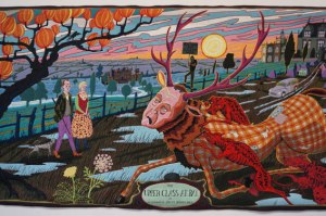 Greyson Perry tapestries 2012