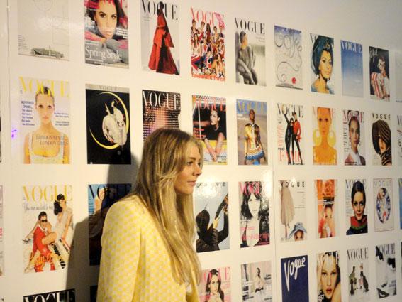 Vogue Fashion event