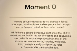 elBulli Ferran Adria exhibition