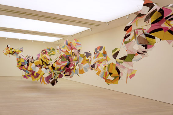 Paper at Saatchi gallery
