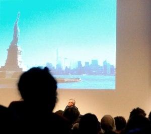 Daniel Libeskind ar RIBA 2013