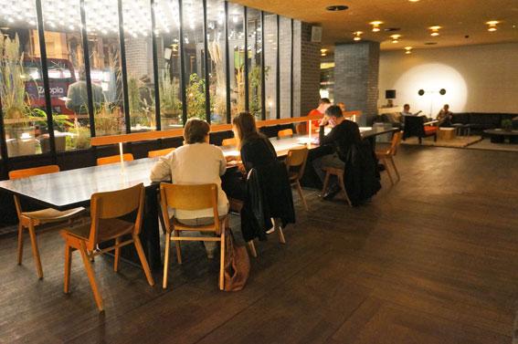 London Ace Hotel Opens Minna Takala Seeing The Future