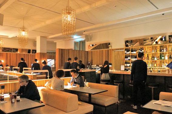 Ace Hotel London restaurant