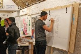 London Illustration Fair 2013