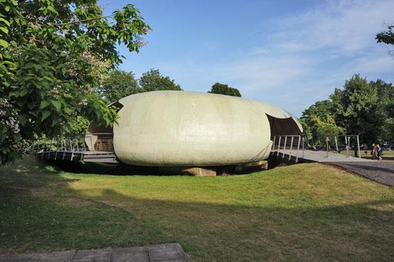 Serpentine Pavilion 2014