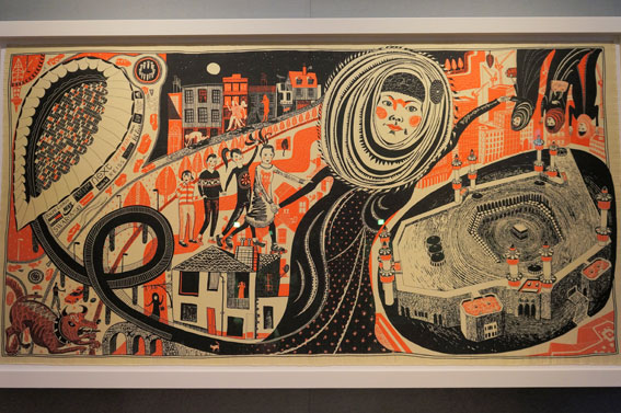 Grayson Perry 2014