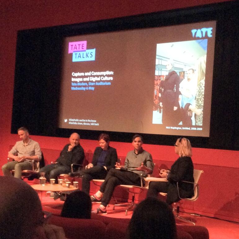 Tate Modern panel 2015