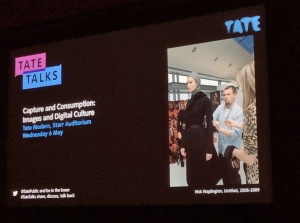 Tate Modern talks
