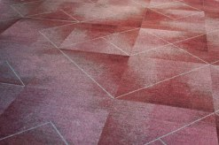 Distressed pattern