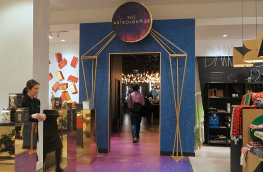Astrolounge Selfridges