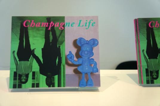 Champagne Life Saatchi 2016