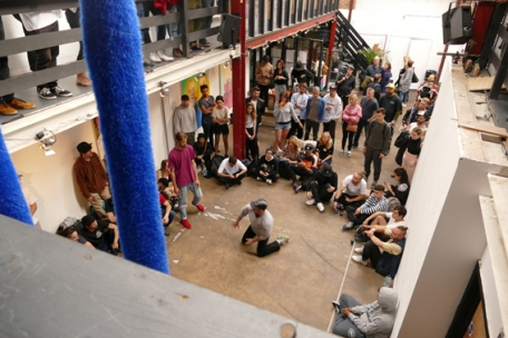 Hackney Wick open studios 2017