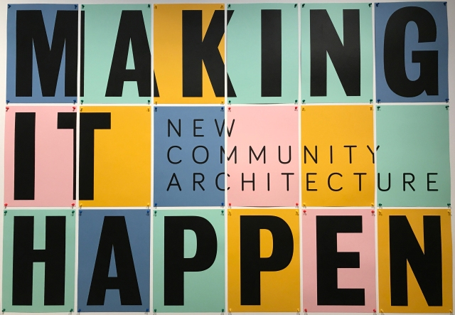 Community Architecture at Riba 2019