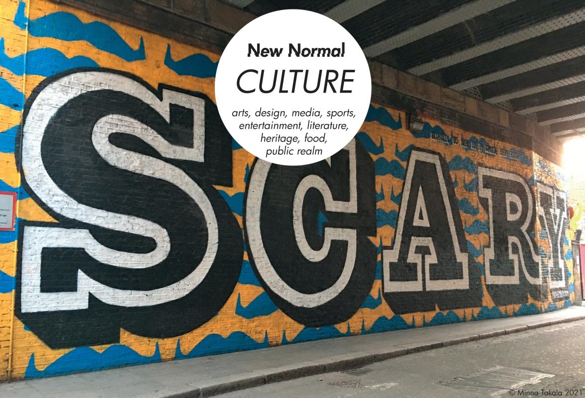 New Normal Culture MTakala