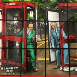 Gilbert & George New Normal White Cube
