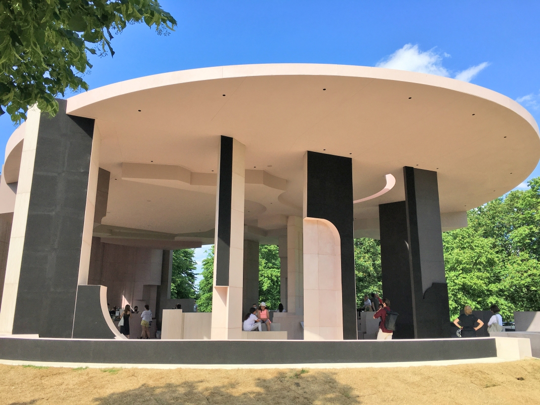 Serpentine Pavilion 2021