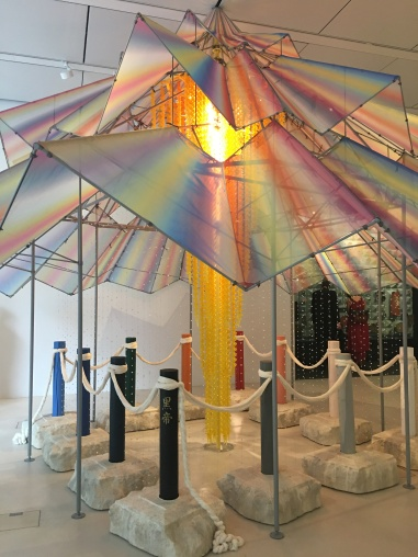 Do Ho Suh at Bloomberg SPACE