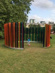 Frieze Sculpture at The Regent's Park